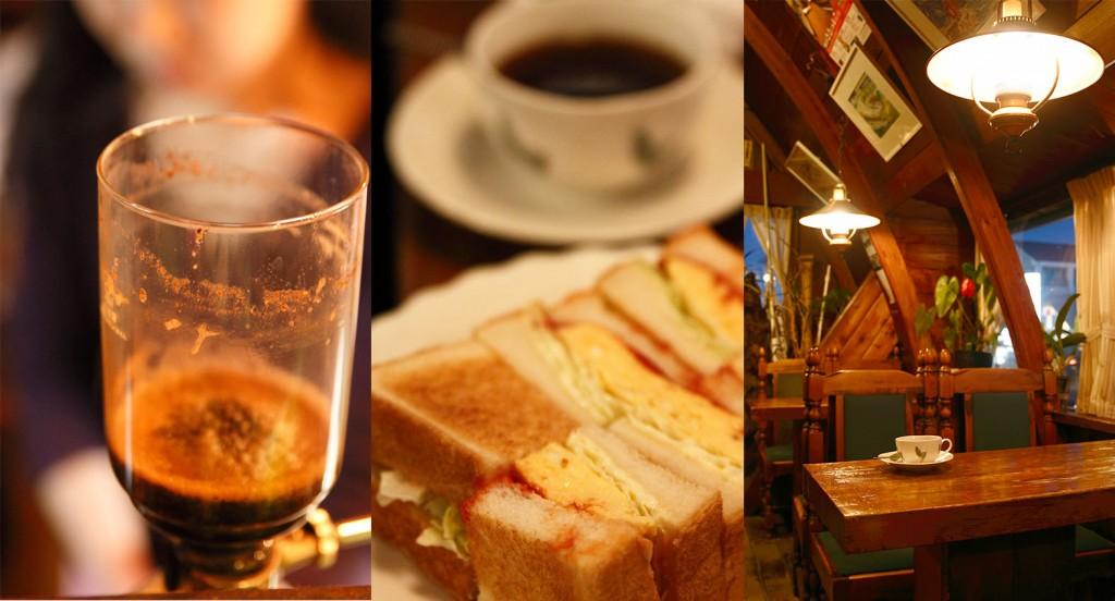 コーヒーハウス セット3