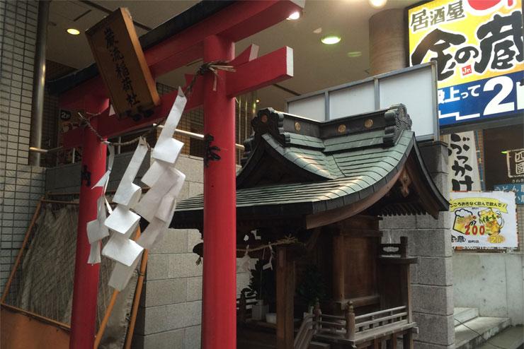 街角の神社3